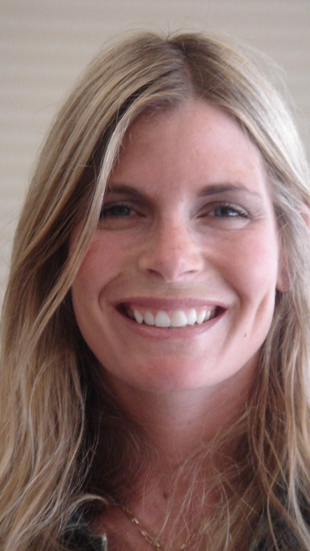 Nutritionist Sarah Voldeng